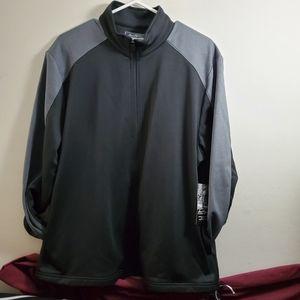 NwT Small Black Ben Hogans Performance Golf Jacket